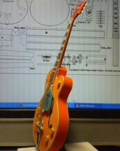 De guitarreros está el mundo lleno